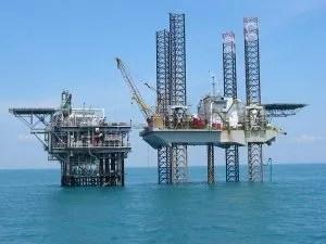 jack up drilling rig