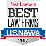 U.S. News Best Law Firm Badge