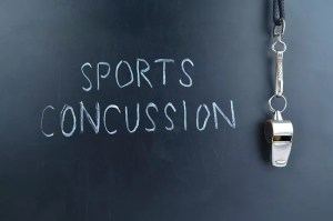 Concussions in child athletes