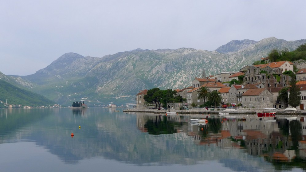 Around the Bay of Kotor