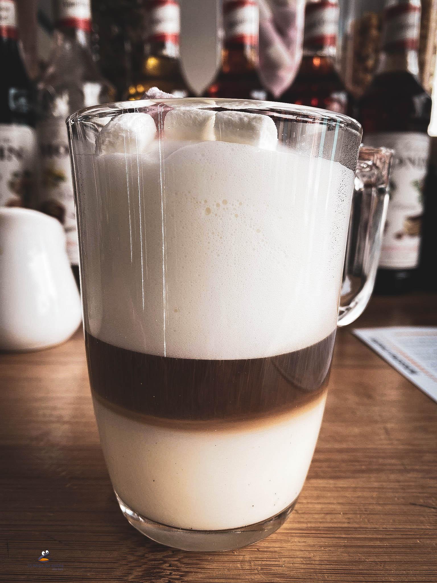 latte macchiato marshmallow