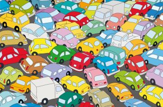 Attention Deficit Trait - Mental Traffic Jam