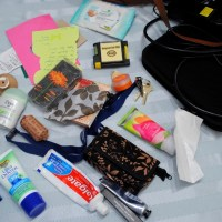 Clean Out the Clutter: My Purse