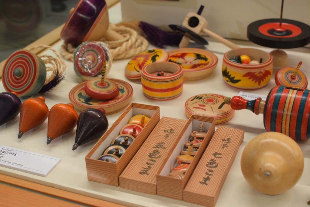Le Musée du Jouet de Catalogne à Figueras