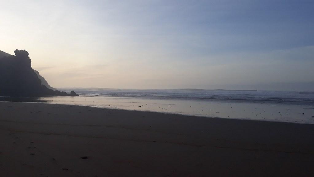 On part retrouver l'océan
