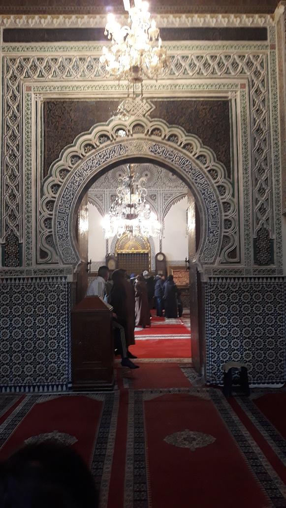 zaouïa de Moulay Idriss II Fès