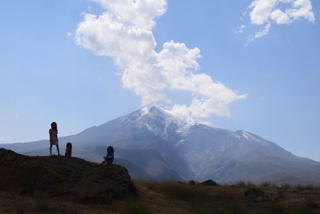 légendes Ararat