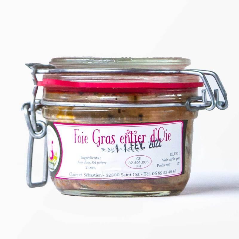 Foie-gras-oie
