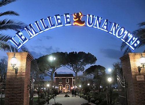 Le mille e una notte Roma