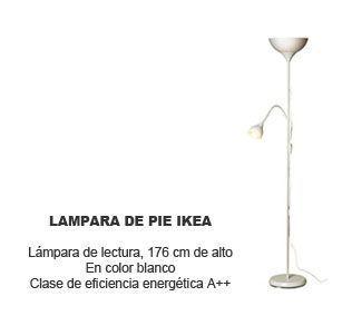 lampara de pie Ikea