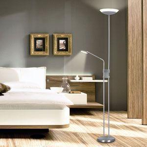 Tipos, usos y beneficios de las lámparas de pie