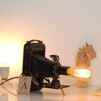 Lampe LAMPDA soufflet géant Kodak Eastman