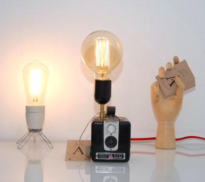 Lampe LAMPDA Kodak Brownie Flash