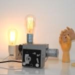 Lampe LAMPDA Pathé Angénieux
