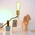 Lampe LAMPDA flacon parfum