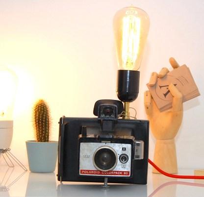 Lampe LAMPDA Polaroid