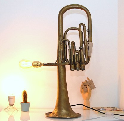 Lampe LAMPDA tuba