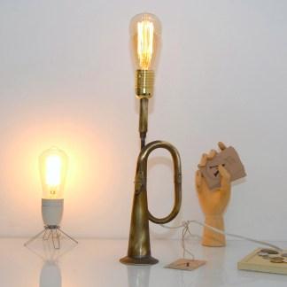 Lampe LAMPDA klaxon GM