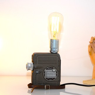 Lampe LAMPDA Caméra Pathé