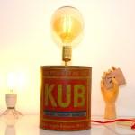 Lampe LAMPDA KUB XL