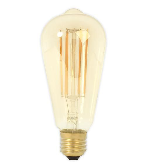 E27 4Watt Filament Led Dimbaar