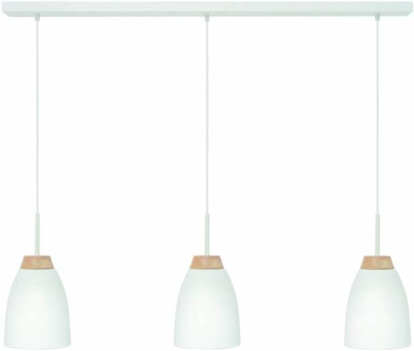 Hanglamp Guarda Wit 3 Lichts
