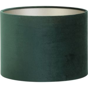 Lampenkap Velours 30-30-21cm groen