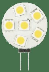 Led G4 steeklamp 1,2W