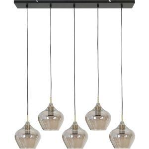 Hanglamp Rolf 5-lichts