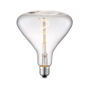 Home sweet home LED lamp Flex E27 3W dimbaar - helder