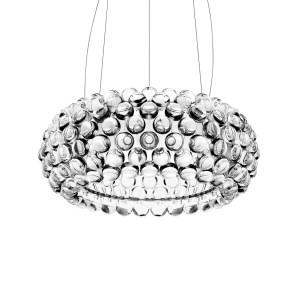 Foscarini - Caboche Medium hanglamp Transparant