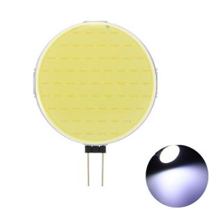 5 STKS DC12V G4 5 W Puur Wit 63 LED COB Gloeilamp voor Indoor Plafond Verlichting Hanglamp
