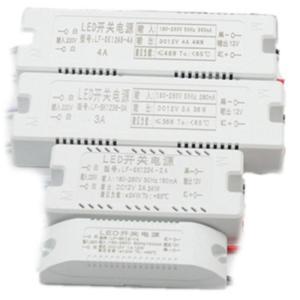 AC185-260V naar DC12V 12W 18W 24W 36W 48W voeding verlichting transformator LED-driver voor LED-verlichting