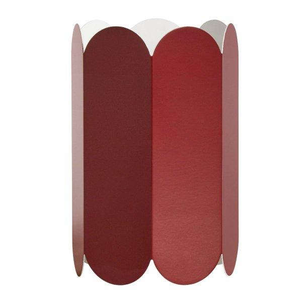 HAY Arcs Lamp - Auburn Red