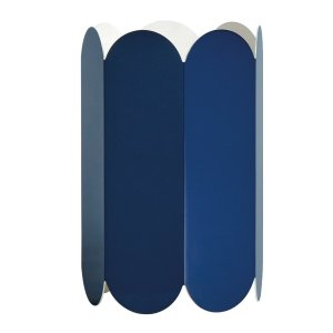 HAY Arcs Lamp - Cobalt Blue