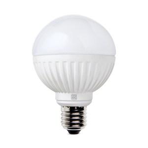 Light depot - LED lamp Globe G80 E27 9W 600Lm 2700K dimbaar - warmwit - Outlet
