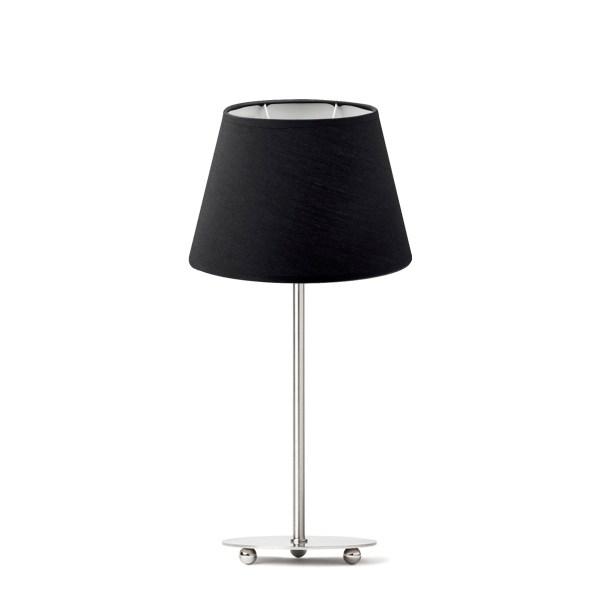 Light depot - moderne tafellamp Sydney - zwart - Outlet