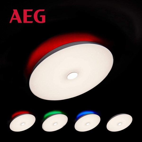 AEG Lampe mit Lautsprecher Adora LED