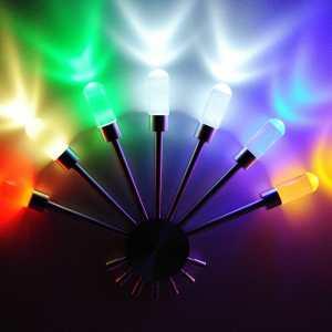 LED Wandlampe