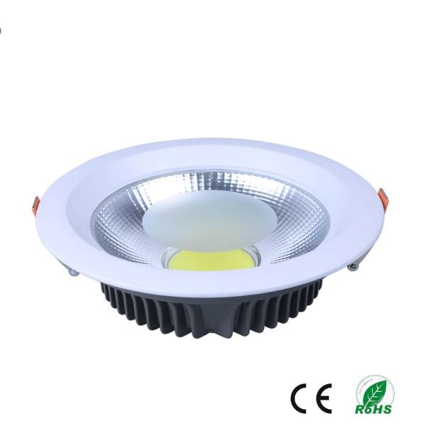 LED Glas Panel Strahler