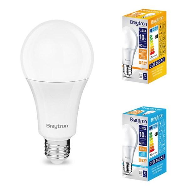 LED Leuchtmittel E27 10 Watt | A60 | dimmbar