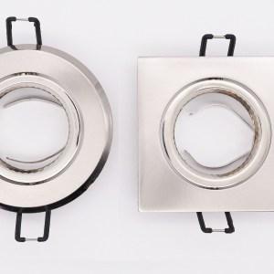 LED Module - Einbaurahmen GU10 MR16 | schwenkbar