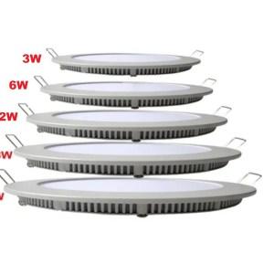 LED Panel Einbaustrahler Ultraslim