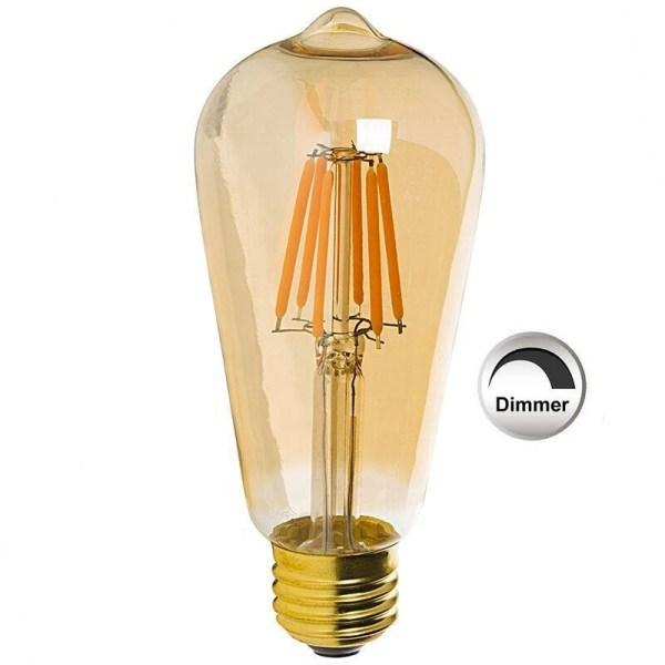 LED E27 Filament