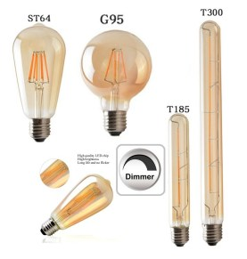 LED E27 Dimmbar