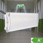 LED Fluchtweglampe Exit Notausgang IP65