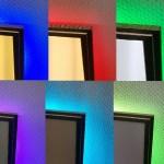 Panel Dimmbar 120x30cm Deckenlampe Deckenleuchte
