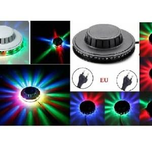 LED UFO Sunflower RGB Farbwechsel
