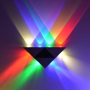 LED Color Wandleuchte