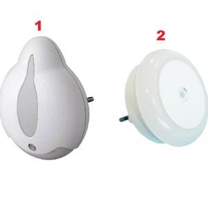 LED Nachtlicht Dämmerungssensor